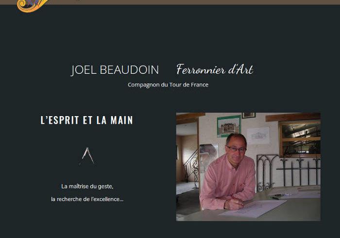 Joël Beaudoin ferronnier d'Art