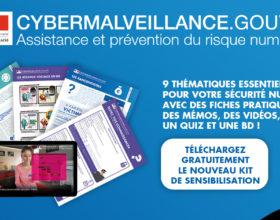 Cybermalveillance , comprendre les menaces et adopter les bonnes pratiques!