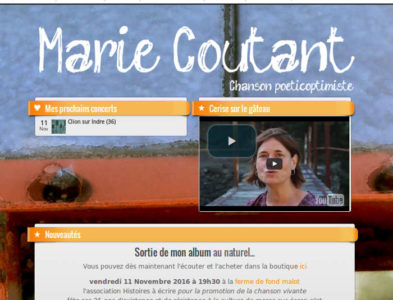Marie Coutant