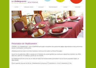 E.H.P.A.D La Celle Guénand