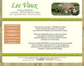 Pension de chevaux Les Vaux