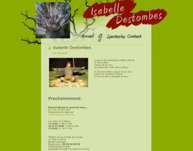 Isabelle DESTOMBES
