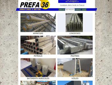 PREFA 36