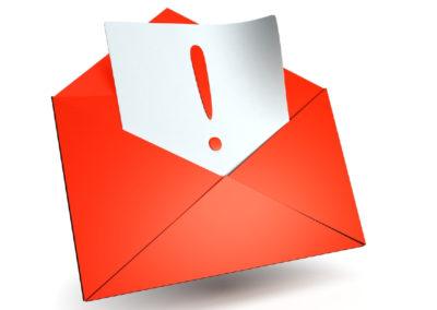 Professionnels, attention aux faux courriers de la « Médiation nationale de la consommation »